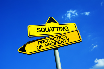 Squatters? How to Remove them Legally.
